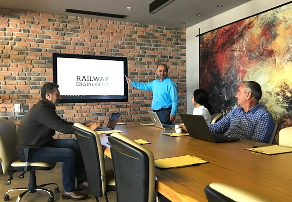 Our Railway Expertise Training Programs have started.